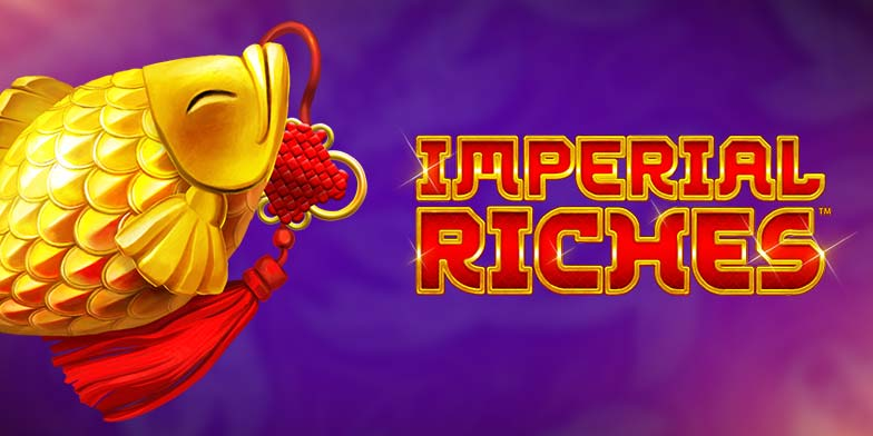 imperial riches slots by netent