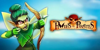Pixies VS Pirates Slot Machine Game