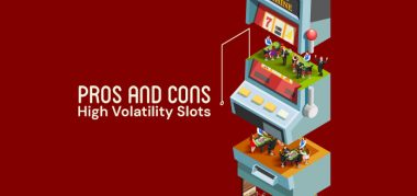 High volatility slots : Pros and cons