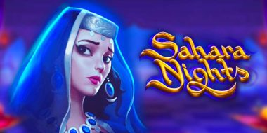 Sahara Nights slot machine by Yggdrasil Gaming