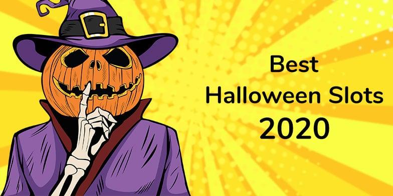 Top 5 best Halloween slots 2020