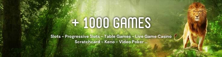 Casimba some very good online casino games