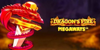 Dragon's Fire Megaways slot machine by Red Tiger