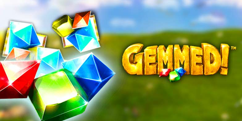 Gemmed! slot machine by Betsoft