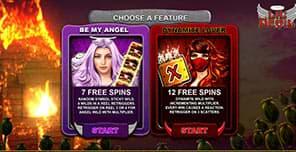 Lil' Devil free spins