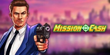 Mission Cash slot machine by Play'n GO
