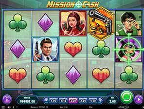 Mission Cash Screenshot