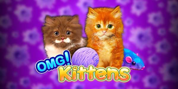 Online And Mobile Slots - OMG Kittens