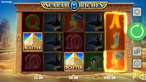 Scarab Riches Screenshot