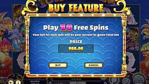 Slot Buy Feature