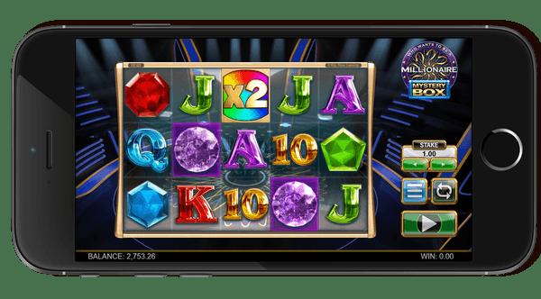 Millionaire Mystery Box screenshot mobile