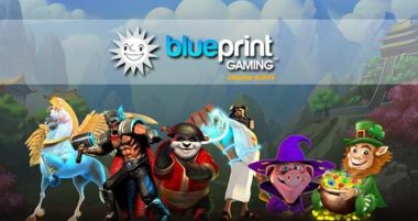 Logo of Blueprint Gaming which has just bought Livewire Gaming