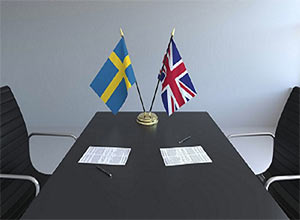 British and Swedish regulators sign a MoU to enhance their cooperation