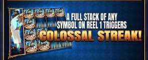 Colossal Streak on Pegasus Rising