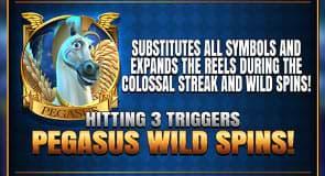 Wild on Pegasus Rising