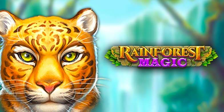 Rainforest Magic slot machine by Play'n GO