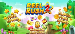 Features of Reel Rush 2 slot machine
