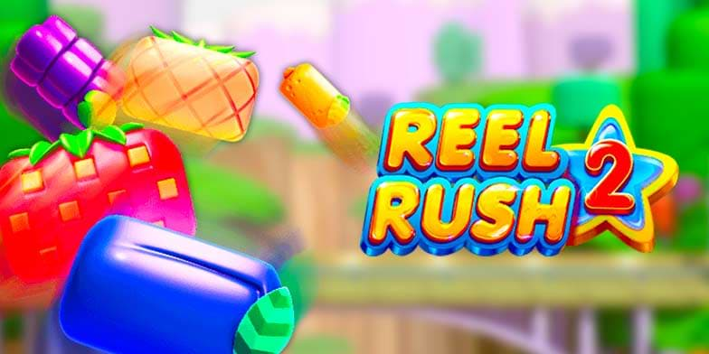 Reel Rush 2 slot machine by Netent