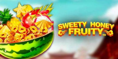 Sweety Honey Fruit slot machine by Netent