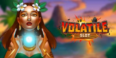 Volatile Slot slot machine by Microgaming