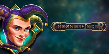 Chronos Joker slot machine by Yggdrasil Gaming
