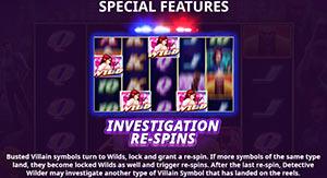 Respins on Detective Wilder