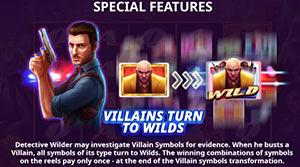Wild on Detective Wilder