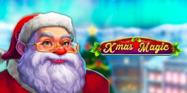 Xmas Magic slot machine by Play'n GO