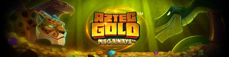 Aztech Gold Megaways™ Banner