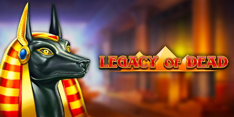 Legacy of Death slot by Play'n Go