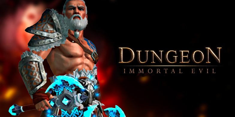 Dungeon Immortal Evil Slot by EvoPlay