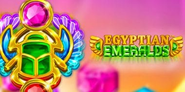 Egyptian Emeralds slot machine by PlayTech