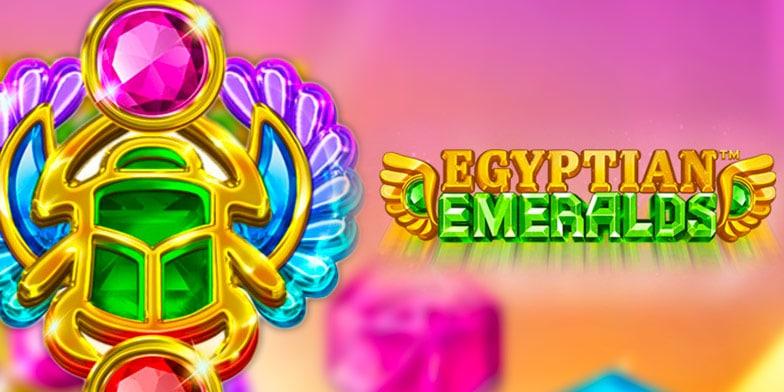 Egyptian Emeralds slot machine by PlayTech
