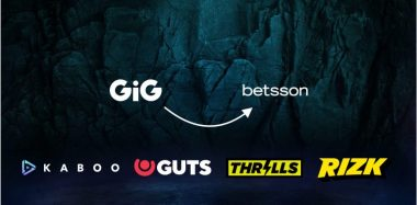 Gig Sells Casinos to Betsson