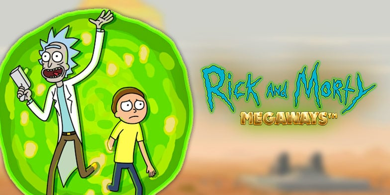 Rick and Morty Slot - By Big time gaming