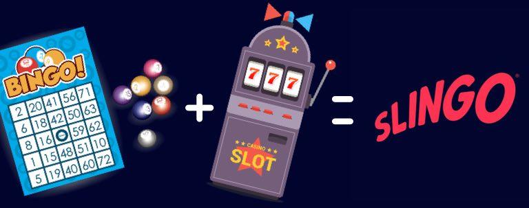Slingo : Bingo + Slot