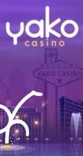 Yako casino non sticky bonus