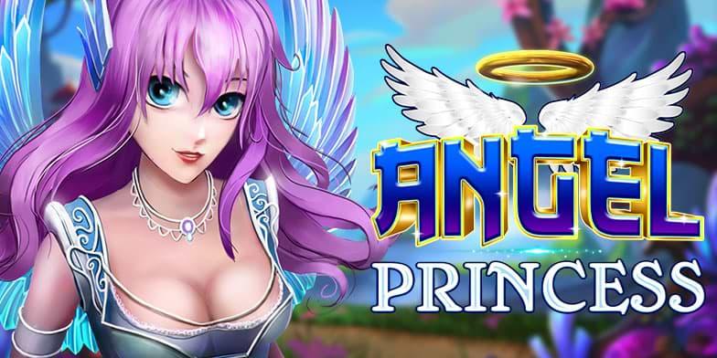 Angel Princess slot by Blueprint Gaming