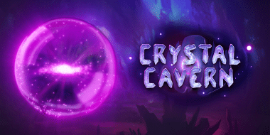 Crystal Cavern slot by Kalamba Games