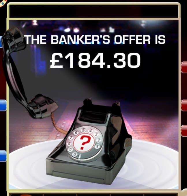Banker's Offer