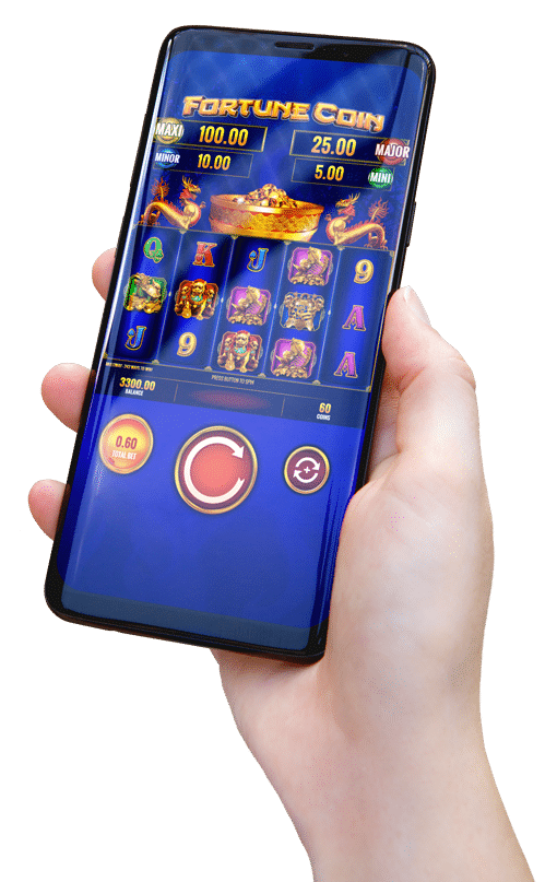 Fortune Coin mobile slot