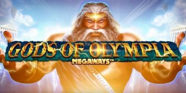 Gods of Olympia Megaways™ slot by Blueprint Gaming