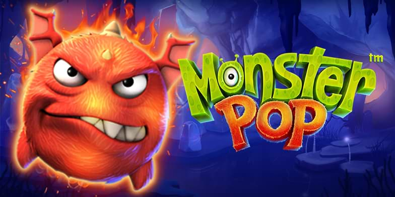 Monster Pop slot by Betsoft