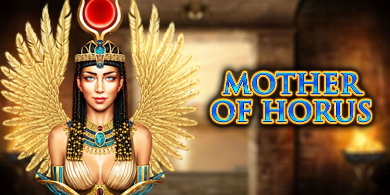 Mother of Horus slot by Red Rake Gaming