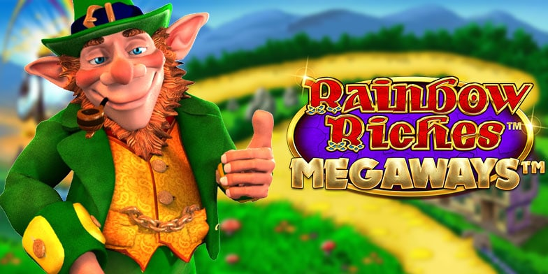 Rainbow Riches Megaways slot by Barcrest