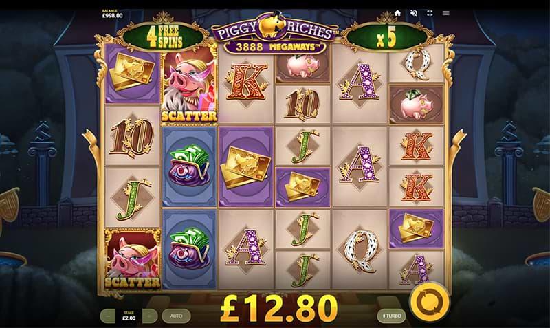 Piggy Riches Megaways™ screenshot
