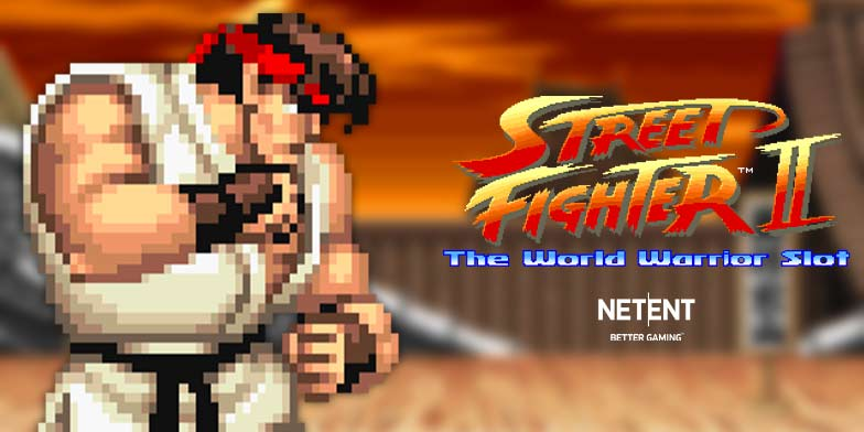 Street Fighter II: The World Warrior Slot by NetEnt