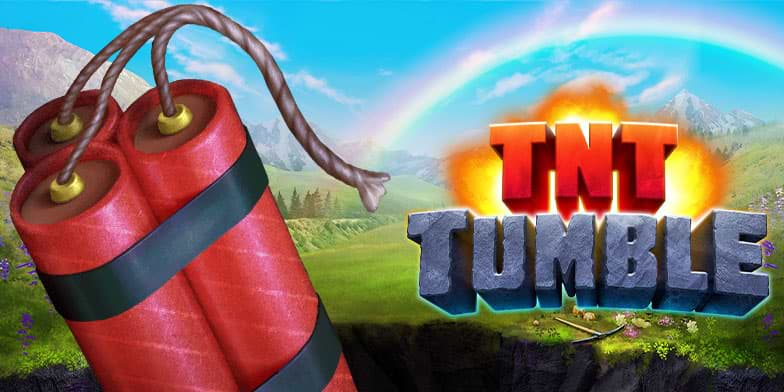 TNT Tumble slot by Relax Gaming