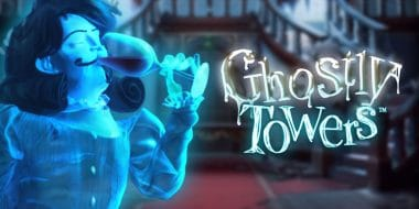 Ghostly Towers slot by Greentube