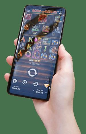 Gods of Death mobile screenshot